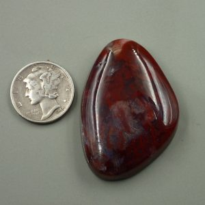 #AG 34 Plume Agate 79.50ct. $39.75