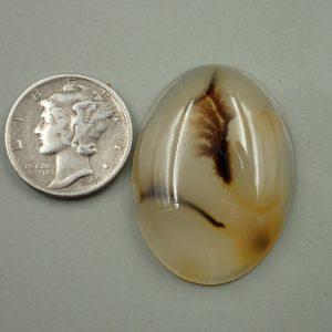 #AG 60 Montana Agate 22 x32mm 36.45ct. $72.90