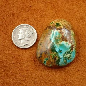 #686 Royston Turquoise 80.90ct. $161.80