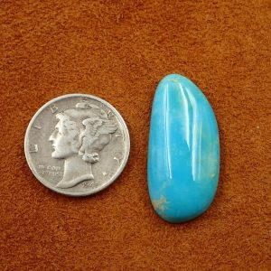 #690 Bisbee Turquoise 11.35ct. Untreated $56.75