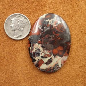 #AG 112 Multi-Rock 53.05ct. 28x40mm $53.05