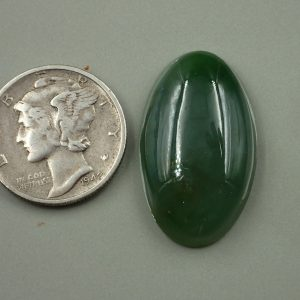Jade-05 Nephrite 19.70ct. 15x25mm $39.40