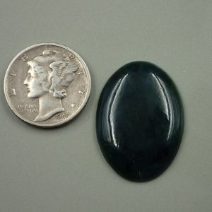 Jade-21 Nephrite 13.95ct. 18x25mm $30.00
