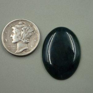 Jade-21 Nephrite 13.95ct. 18x25mm $30.00