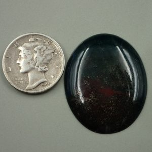 Jade-23 Jade 17.05ct. 24x30mm $35.00