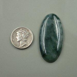 Jade-34 Jade 42.70ct. 20x40mm $45.00