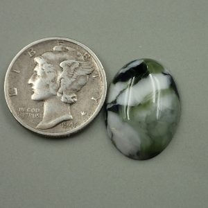 Jade-39 Jade 7.60ct. 13x18mm $20.00