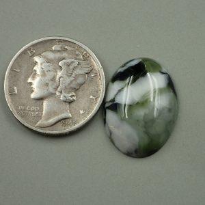 Jade-39 Jade 7.60ct. 13x18mm $20.00