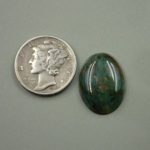 Jade-43 Jade 7.15ct. 14x18mm $25.00