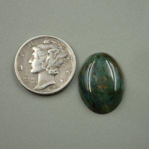 Jade-43 Jade 7.15ct. 14x18mm $25.00