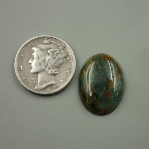 Jade-44 Jade 7.20ct. 14x18mm $25.00