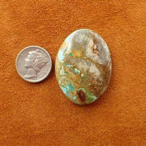 #656 Royston Turquoise 51.15ct. $102.30