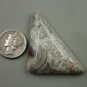 AG 07 Lace Agate 67.55ct. $33.78