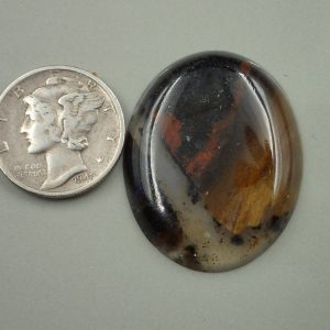 #AG 63 Agate 23x30mm 23.90ct. $23.90