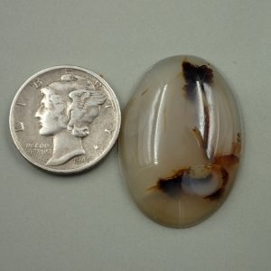 #AG 66 Montana Agate 20x30mm 22.50ct. $22.50