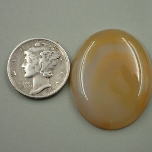 #AG 73 Agate 24x30mm 27.60ct. $27.60