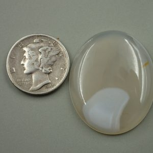 #AG 75 Agate 24x30mm 29.45ct. $29.45