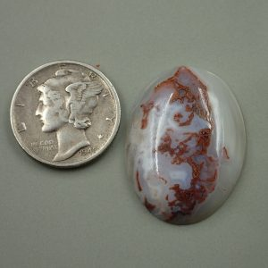 #AG 81 Agate 20x25mm 18.45ct. $18.45
