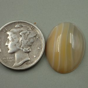 #AG 91 Agate 14x18mm 8.50ct. $17.00