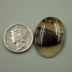 #AG 93 Montana Agate 18x25mm 15.85ct. $31.70