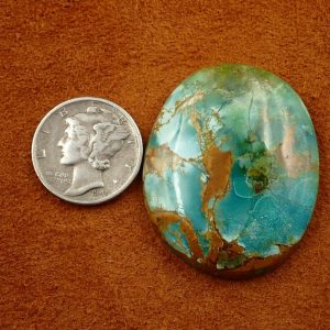 #673 Royston Turquoise 43.80ct. $87.60