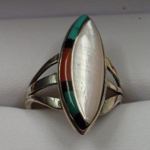 J-48 Navajo Ring Sign Size6.5 $250.00