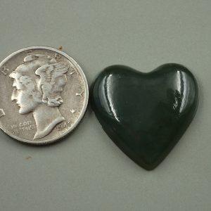Jade-04 Nephrite 13.50ct. 20x20mm $35.00
