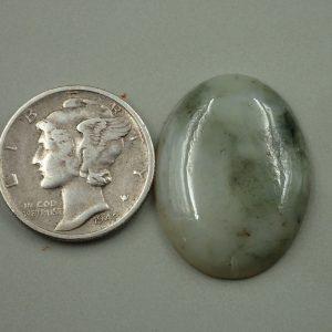 Jade-06 Jadeite 16.15ct. 18x24mm $35.00