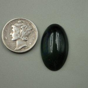 Jade-15 Nephrite 11.40ct. 14x23mm $30.00