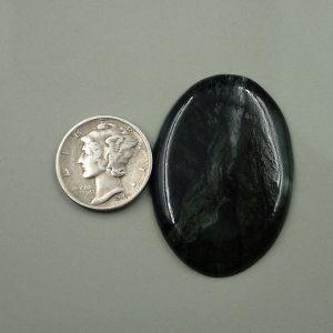 Jade-29 Nephrite 33.95ct. 26x38mm $40.00