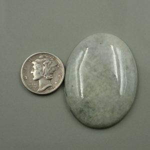 Jade-31 Jadeite 71.60ct 30x40mm $71.60