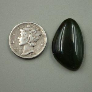 Jade-46 Nephrite 14.80ct. 15x25mm $25.00