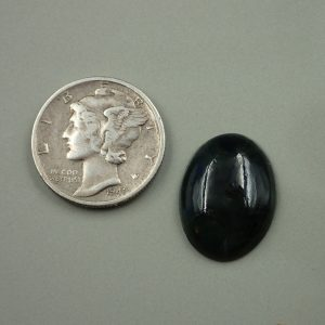 Jade-48 Nephrite 7.15ct. 13x18mm $25.00